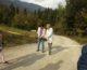 LIFE na Orlovi poti – na otvoritvi Orlove poti nas je z višine pozdravil orel belorepec