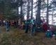 O projektu ter aktivnostih za orla belorepca tudi gorskim stražarjem in varuhom gozdne narave planinskih društev MDO-ja Dolenjske in Bele krajine