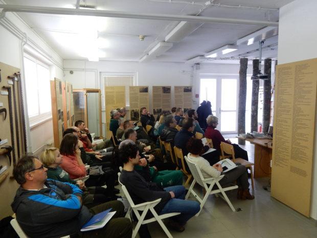 Za razumevanjem ter podporo družbe Slovenski državni gozdovi izvedli izobraževanje za zaposlene