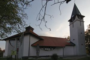 The Church of St. John the Baptist in Kočevska Reka