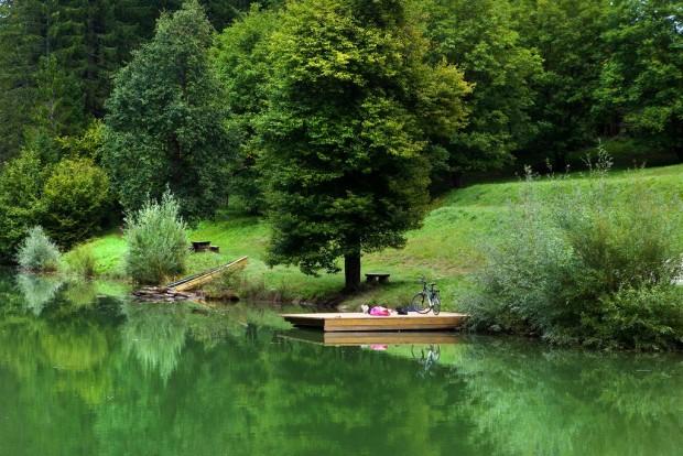 The Reško Lake