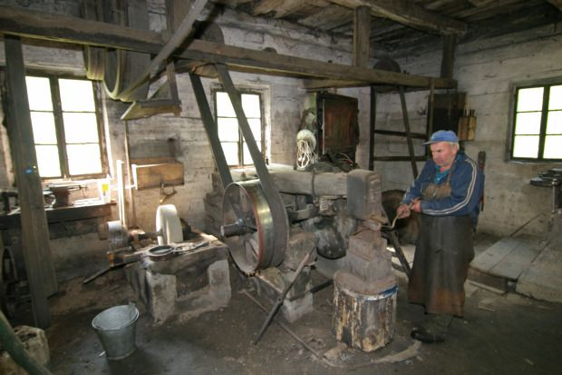 the Bilpa Blacksmiths'