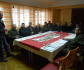 Education day for professional staff of forestry companies