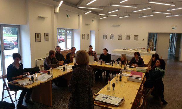 KICK OFF srečanje in tiskovna konferenca