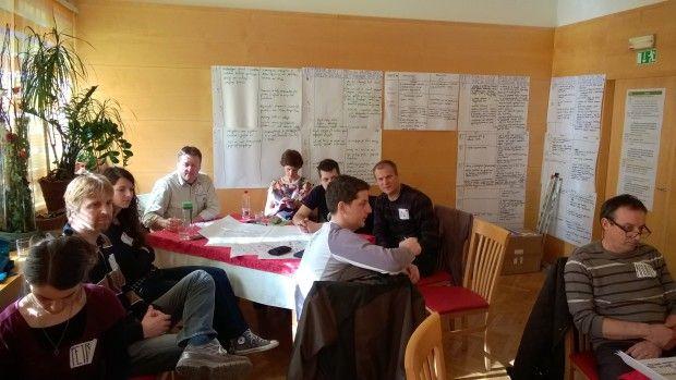 Workshop on »forestry and hunting situation in Kočevsko area«