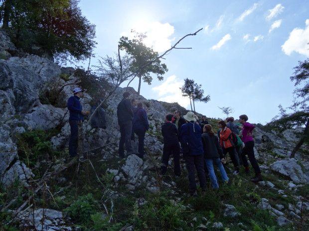 Predstavitev preliminarnih rezultatov in strokovna ekskurzija ogleda kraških jam, v katerih potekajo raziskave