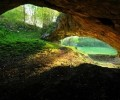 Željnske jame
