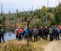 Strokovna ekskurzija v narodni park Bavarski gozd