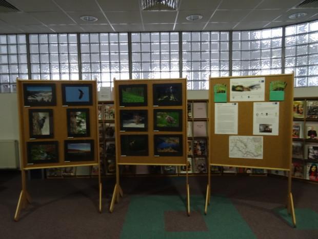 Fotografska razstava izbranih fotografij javnega fotografskega natečaja KOČEVSKO – SOŽITJE Z NARAVO v Knjižnici Kočevje