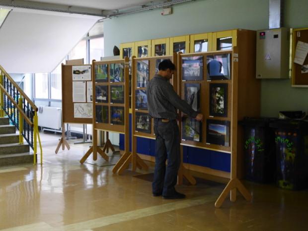 Razstava izbranih fotografij javnega fotografskega natečaja KOČEVSKO – SOŽITJE Z NARAVO  v OŠ Zbora odposlancev Kočevje