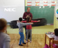 People can help conserve white-tailed eagle in Kočevska Reka