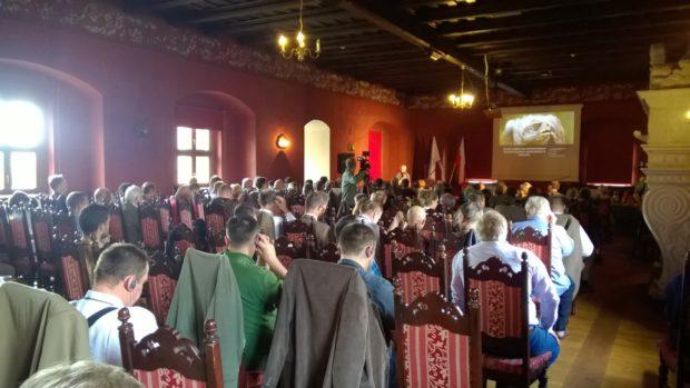 Udeležili smo se mednarodne konference o varstvu divjega petelina na Poljskem